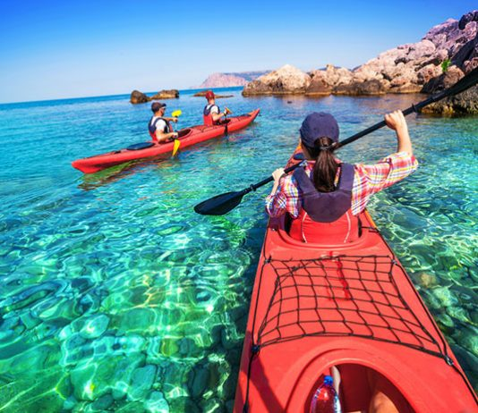 Kayaking Checklist