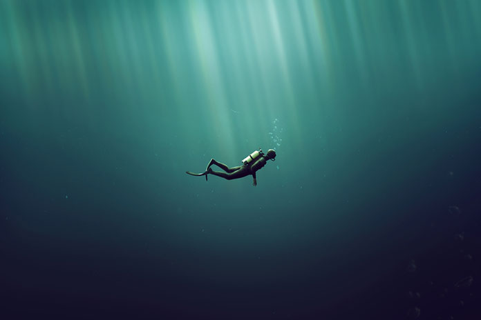 How Deep Can A Human Dive