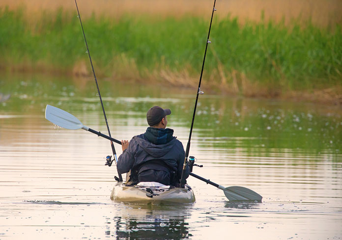 How To Choose The Best River Fishing Kayak
